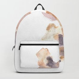 Soft Texture Watercolor | [Grief] Separation Backpack