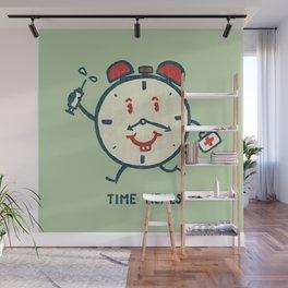 Time heals Wall Mural