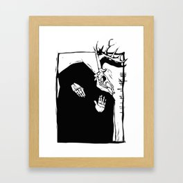 Pagan Image Framed Art Print
