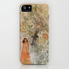 A romantic touch iPhone (5, 5s) Slim Case