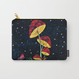 Cosmic mushrooms Carry-All Pouch