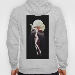 The Lady and Death Hoody