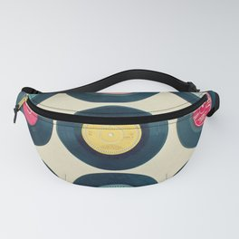 Vinyl Collection Fanny Pack