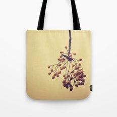 Autumn life (IV) Tote Bag