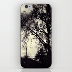 Sans Titre iPhone & iPod Skin