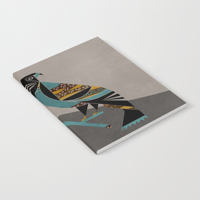 Inca Message Notebook