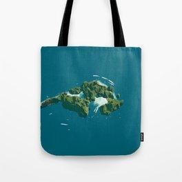 Phi Phi Island of Thailand Tote Bag
