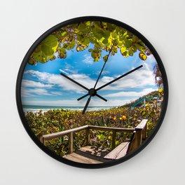 Forsaken Dreams Wall Clock