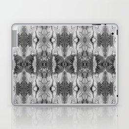 B&W Open Your Eyes Patterned Image Laptop & iPad Skin