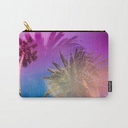 Palm Tree Skyline Carry-All Pouch