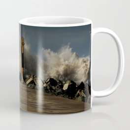Dark Swell Coffee Mug