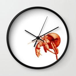 Сancer hermit crab  Wall Clock