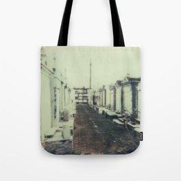 Graveyard Tote Bag
