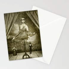 Dark Victorian Portrait Series: A Ghastly Spectacle Stationery Cards