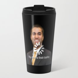 RIP Net neutrality Travel Mug