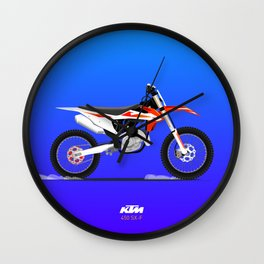 KTM 450 sx-f Endruo Bike Wall Clock