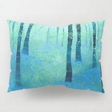 Bluebells, Challock Pillow Sham