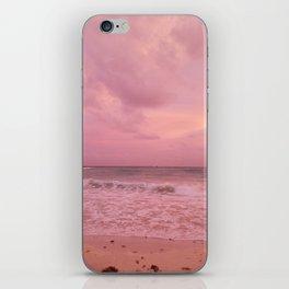 Cielo Rosas iPhone Skin