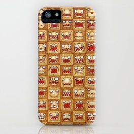 Hipsters iPhone Case