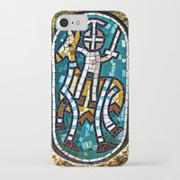 knight iPhone & iPod Cases featuring knight by Doug McRae