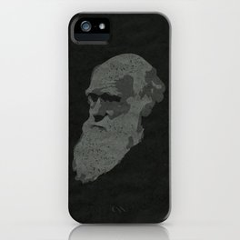 Darwin iPhone Case