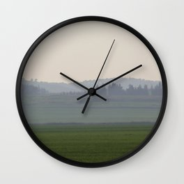Out Of My Mind Wall Clock