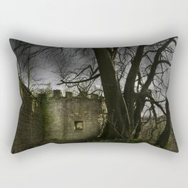 Castles in my Mind Rectangular Pillow