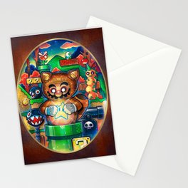 A Star in the Darkness Stationery Cards