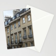 Row of Houses in Bath Stationery Cards