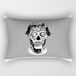 OBEY Rectangular Pillow
