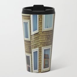 San Francisco Neighbors Travel Mug