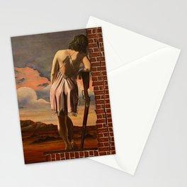 Ledge of Sanity Stationery Cards