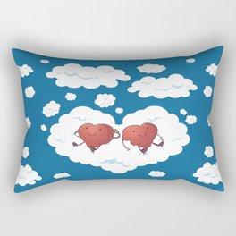 DREAMY HEARTS Rectangular Pillow