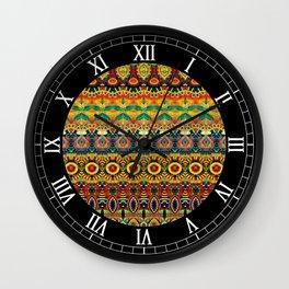 Jamaican Wall Clock