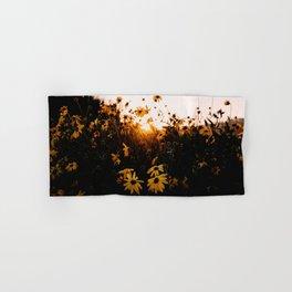 California Sunshine and Flowers Hand & Bath Towel