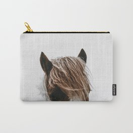 Wild Horse V / Iceland Carry-All Pouch