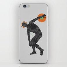 Vinylbolus iPhone & iPod Skin