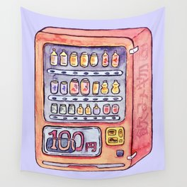 Cold Drinks Wall Tapestry