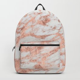 Blush Gold Quartz Backpack