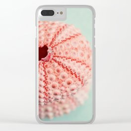 sea urchins series no 1 Clear iPhone Case