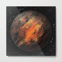 Planet X Metal Print