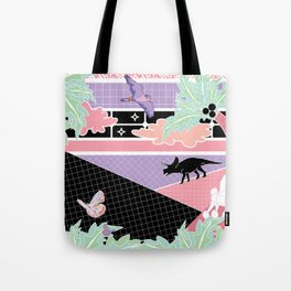Existence Is Futile Tote Bag