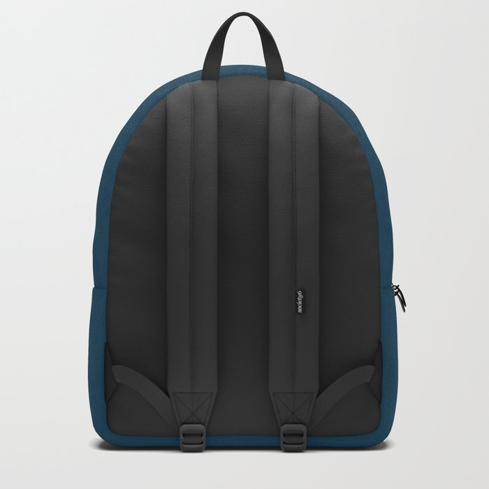 Abstract blue - pink background . Backpack