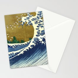 Katsushika Hokusai Big Wave Stationery Cards