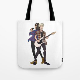 iHeart Harry and Niall Tote Bag