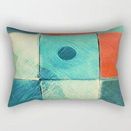 Jolis Parrots 2 Rectangular Pillow
