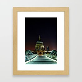 St.Paul's Cathedral Framed Art Print