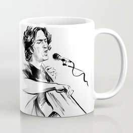 А man who sings and plays the cello Coffee Mug