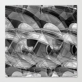 Turbulent Times Canvas Print