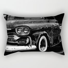 just truckin#2 Rectangular Pillow